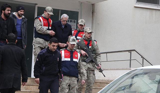Ahmet Türk'ten 'kelepçe' açıklaması