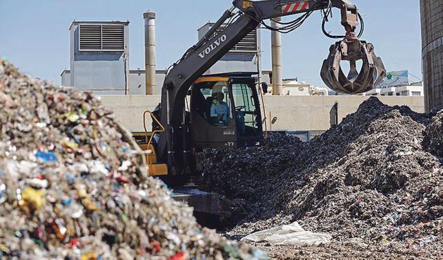 Çöpten 400 bin konutun elektriği çıkıyor