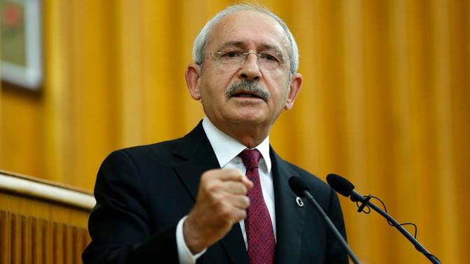 CHP lideri Kılıçdaroğlu: Anayasa Mahkemesi'ne gitmeyeceğiz