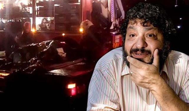 Erdal Tosun'a çarpan sürücü tahliye edildi