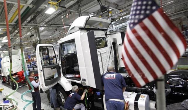 ABD'de ÜFE 4,5 yılın en hızlı artışını gösterdi