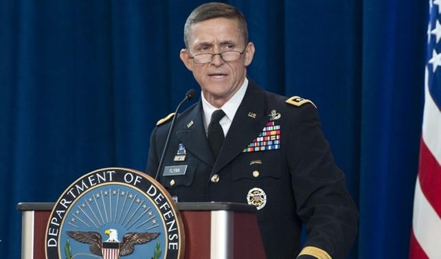 Flynn'in istifasını Trump istemiş