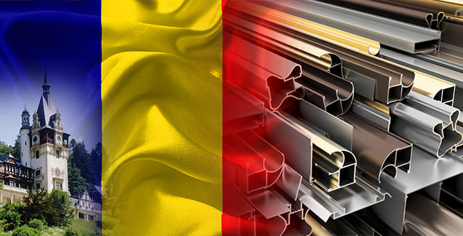 Romen firma krom nikel kaplı alüminyum profil satın alacak