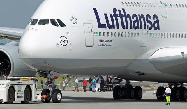 Lufthansa'da maaş krizi çözüldü