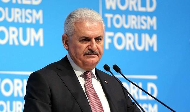 Başbakan Yıldırım, Dünya Turizm Forumu açılışında konuştu
