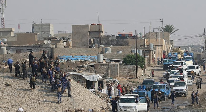 Kerkük'te 85 DEAŞ militanı yakalandı