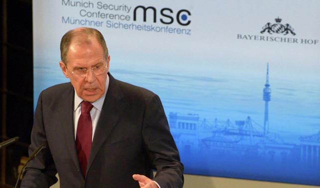 Lavrov'dan NATO ile iş birliği çağrısı