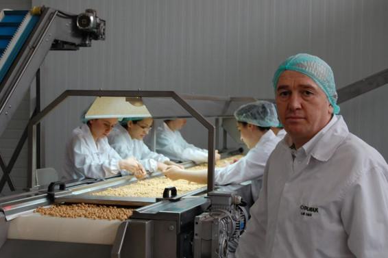 Fındıkta makineli tarım dönemi