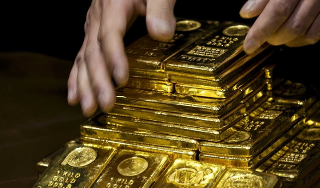 Bankalardaki altın miktarı 51.6 ton oldu