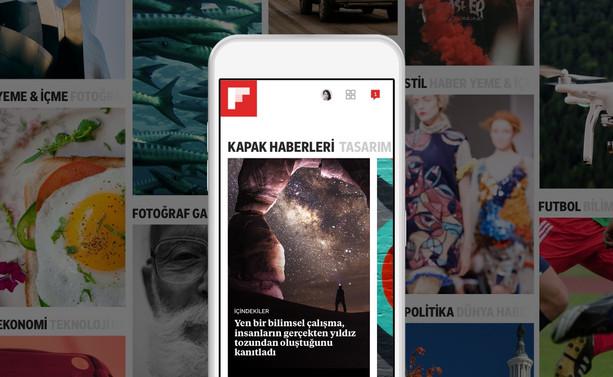 Flipboard'un yeni sürümü yayında