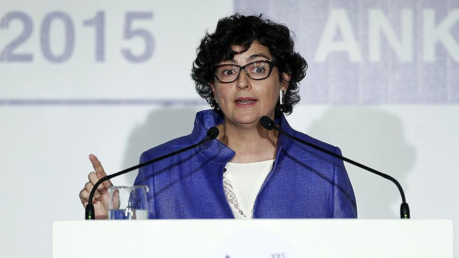 'Türk kadını ülke ekonomisini yüzde 20 büyütebilir'