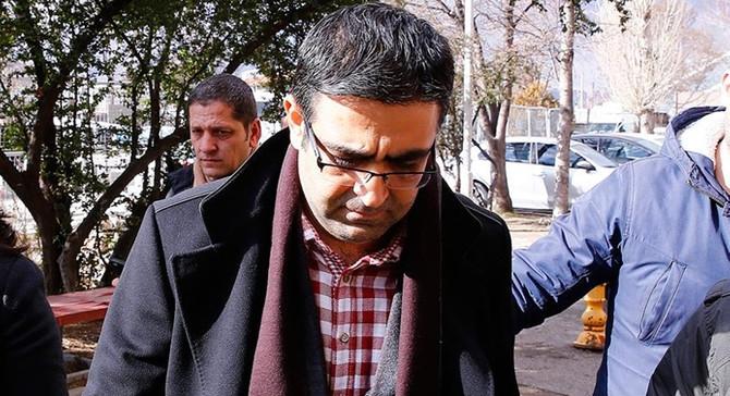 HDP Diyarbakır Milletvekili Baluken tutuklandı