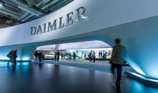 Daimler Rusya'da fabrika kuruyor