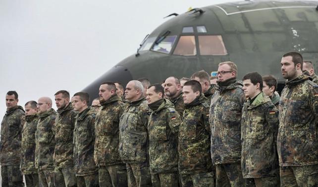Almanya asker sayısını 20 bin artıracak