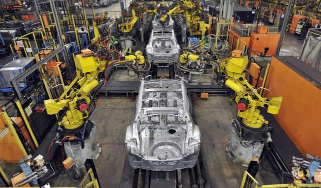 İngiltere'nin otomobil ihracatı arttı
