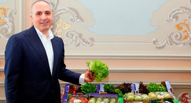 '15 milyarlık meyve ve sebzeyi çöpe gitmekten kurtaracağız'
