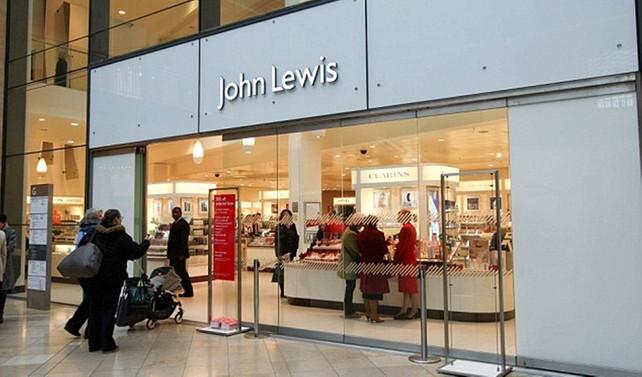 Johg Lewis, 387 çalışanı işten çıkaracak