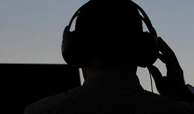 Yasa dışı dinleme davasında tahliye