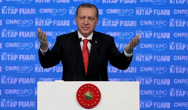 Erdoğan: Bu tablo bize yakışmıyor