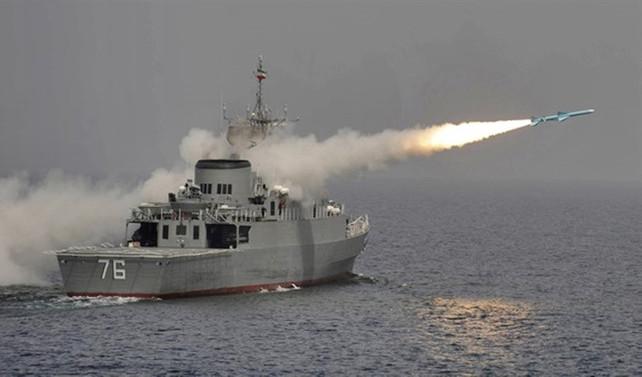 İran yeni füze denemesi yaptı
