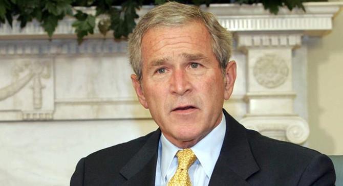 Eski Başkan Bush, Trump'ı eleştirdi