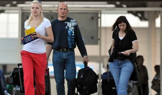 İsrail ile ilişkiler turist sayısına yansıdı