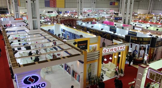 6. PENTEX Fuarı Gaziantep'te açılıyor