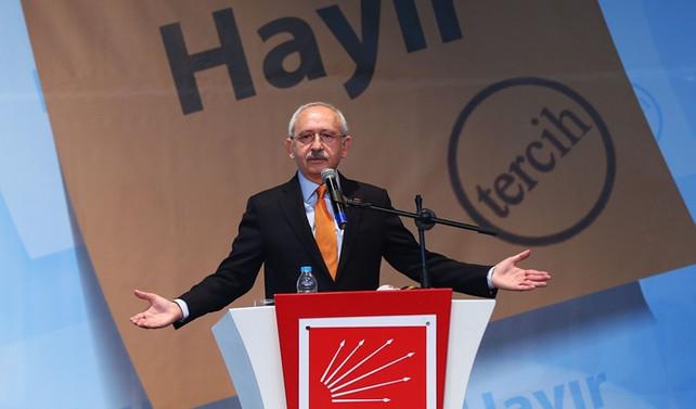Kılıçdaroğlu: Suriye anayasasının aynısı