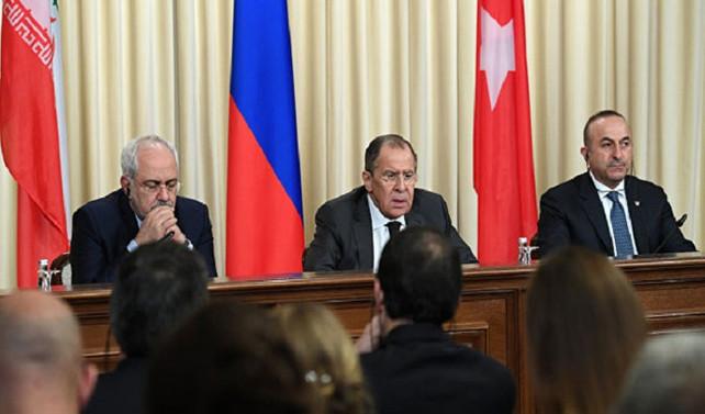 Suriye'deki ateşkes için üçlü mekanizma görüşmeleri başladı