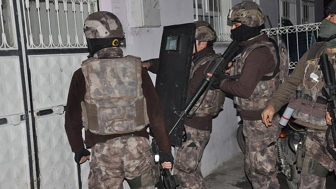 DEAŞ operasyonu: 820 gözaltı