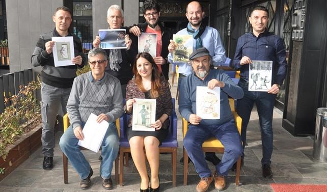 4. KalDer Bursa Uluslararası Karikatür Yarışması sona erdi