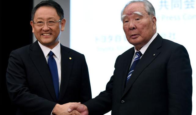 Toyota ve Suzuki ortaklık görüşmelerine hız veriyor