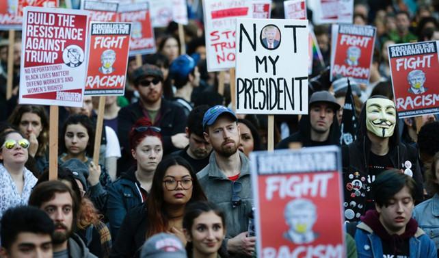 ABD'de Trump'a karşı bir günlük genel grev hazırlığı