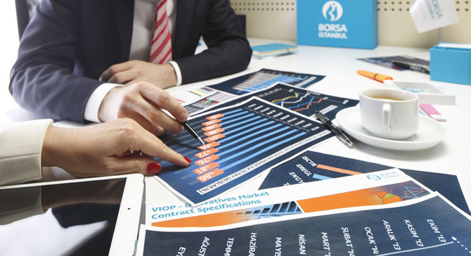 Yabancı yatırımcı ocakta 816 milyon dolarlık alım yaptı