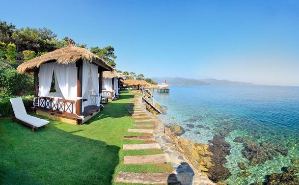 "Bali esintili otele ""2017 Travellers' Choice"" ödülü"