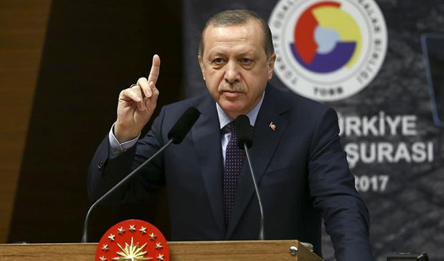 Erdoğan: Yeni bir istihdam seferberliği başlatıyoruz