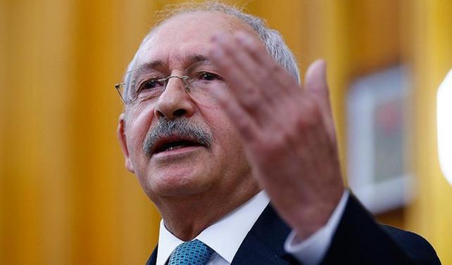 Kılıçdaroğlu'ndan yeni KHK'ya tepki