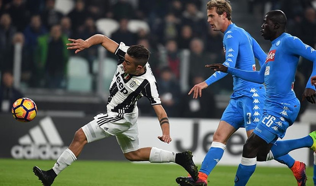 Juventus rövanş öncesi avantajı ele geçirdi