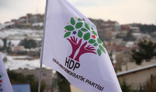 HDP 'hayır' kampanyasına başlıyor
