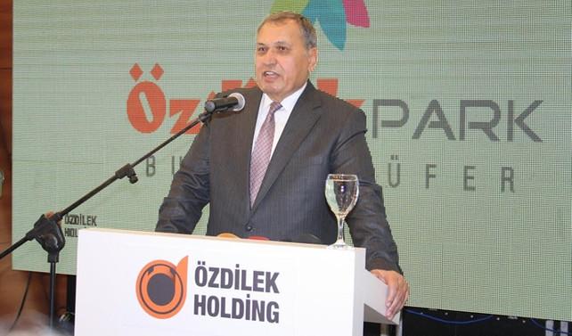 Özdilek Holding'in ciro hedefi 2 milyar lira