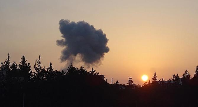 ABD'li komutan: Rusya PYD'yi vurdu