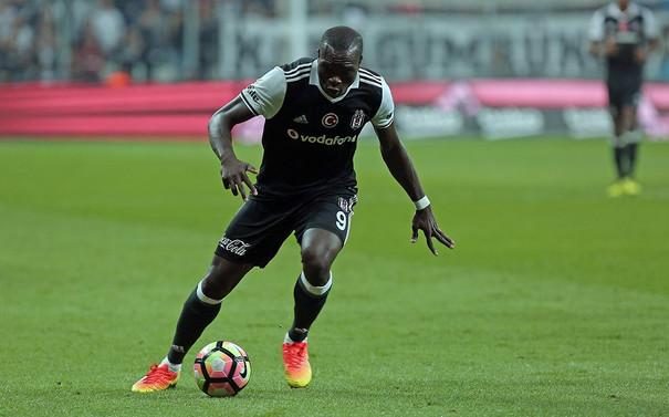 Avrupa'nın golcüsü Aboubakar