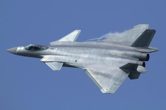 Çin'in hayalet uçağı ordu envanterine girdi