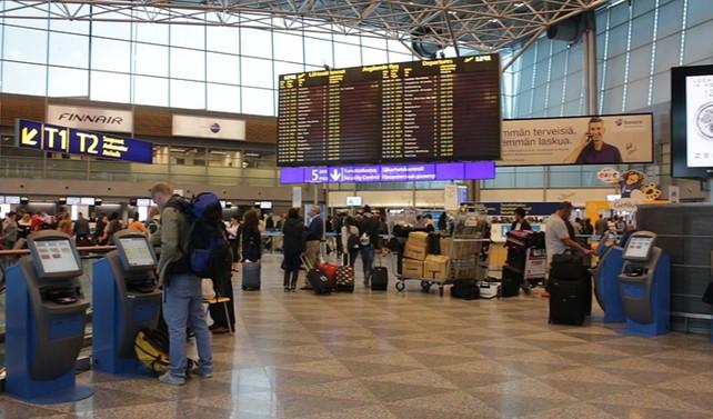 Avrupa havalimanlarında grev dalgası