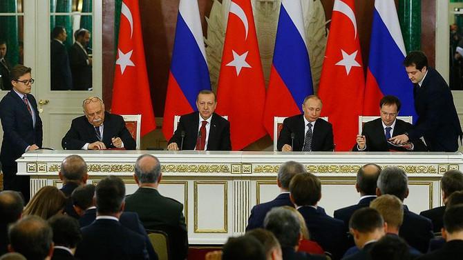 Türkiye ve Rusya için 2019 'özel' olacak