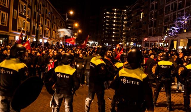 Türkiye - Hollanda krizi Alman basınında
