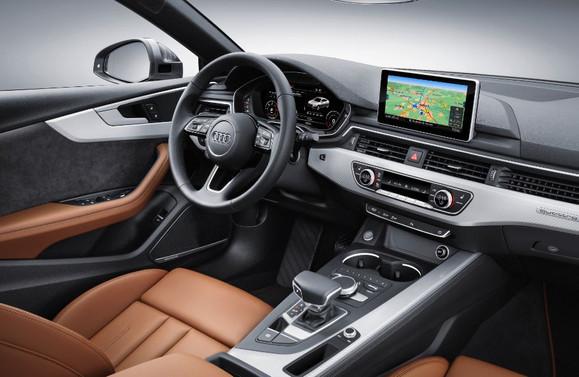 Yeni Audi A5 SportbackTürkiye'de