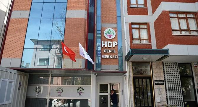 HDP Avrupa ülkelerini kınadı