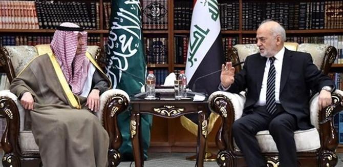 Irak-Suudi ilişkileri gelişiyor