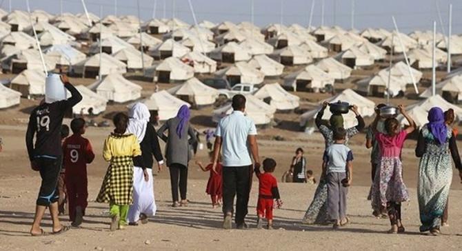 Yaklaşık 3 milyon Suriyeli kayıt altında